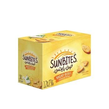 Sunbites Cheese & Herbs 12x23g