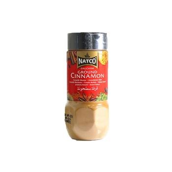 Natco Ground Cinnamon (Dalchini) 100g