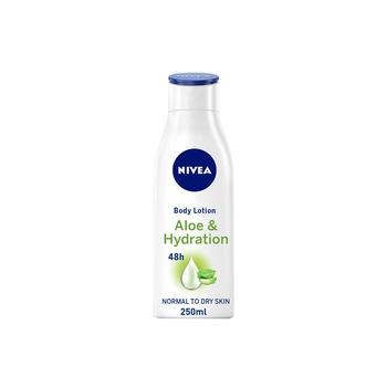 Nivea Aloe and Hydration Body Lotion 250ml