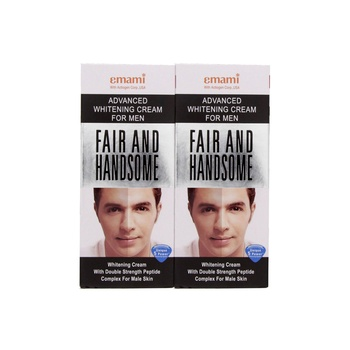 Fair & Handsome Whitening Cream 100ml Pack of 2