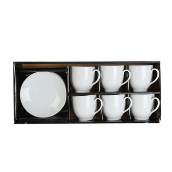 Harmony 12 pcs Cup and Saucer Set 160 ml