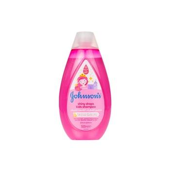 Johnson's Shiny Drops Kids Shampoo 500ml
