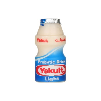 Yakult Cultured Milk Light 80Ml