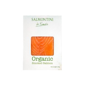 Salmontini Organic Smoked Salmon