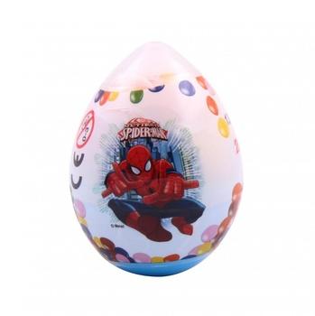 Zaini Marvel Spider Man Plastic Eggs 13g