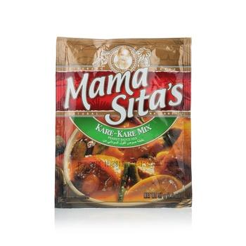 Mama Sitas Peanut Sauce Mix Kare Kare 57g