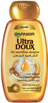 Garnier Ultra Doux Marvelous Argan & Camelia Oil Shampoo 200 ml