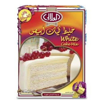 Al Alali Cake Mix White 524g
