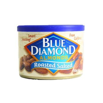 Blue Diamond Almond Roasted & Salted 150g