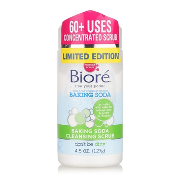 Biore Baking Soda Cleansing Scrub 127g