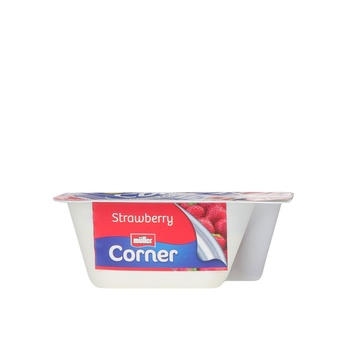 Muller Fruit Corner Strawberry 150g