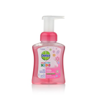 Dettol Healthy Kids Liquid Hand Wash Princess 250ml
