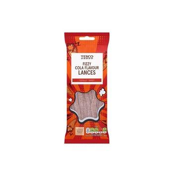 Tesco Fizzy Cola Lances 75g