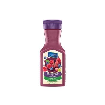 Al Rawabi Berry  Blast Juice 350ml
