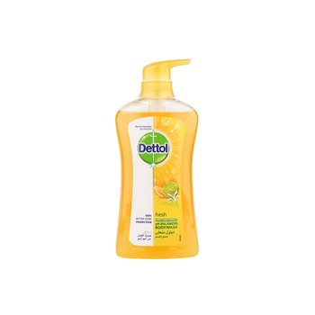 Dettol Anti-Bacterial Body Wash Fresh 500ml