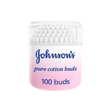 Johnsons Cotton Buds 100pcs
