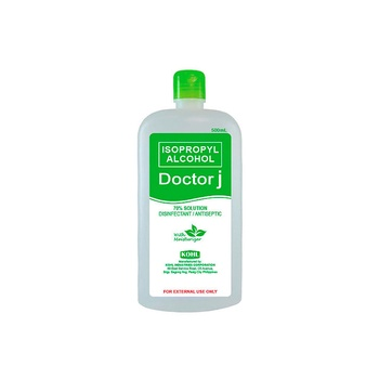 Doctor J Isoproply Alcohol 500ml
