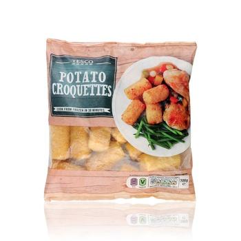 Tesco Potato Croquettes 700g