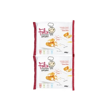 Felis Kitchen Cheese Bites 480g