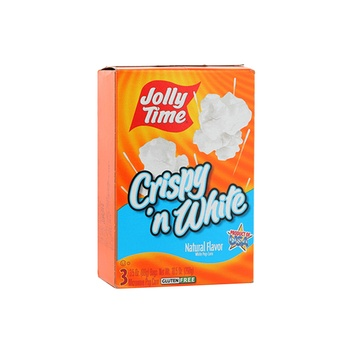 Jolly Time Crispy White Popcorn 298g