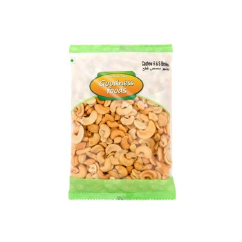 Goodness Foods Cashew Roasted & Salted 240 100g