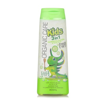 Organic Care Kids 3 In 1 Fruit Blast 400ml