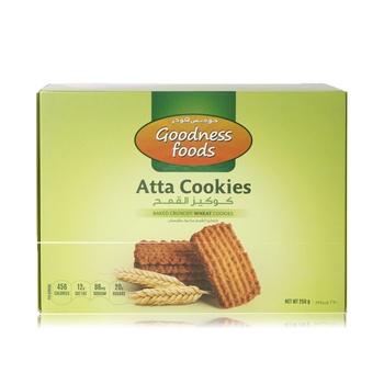 Goodness Foods Atta Cookies 250g