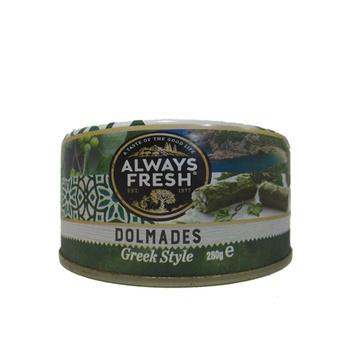 Always Fresh Dolmades Greek Style 280g