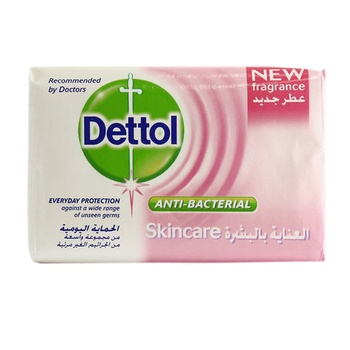 Dettol Soap Skin Care 125g