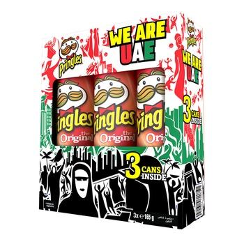 Pringles Original 3 x 165g