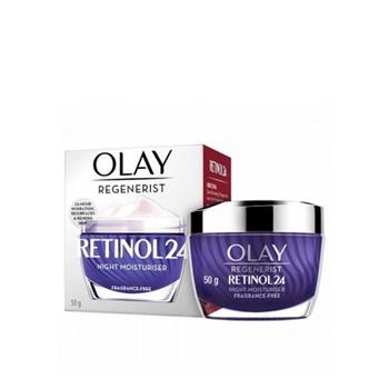 Olay Regenerist Retinol24 Night Face Cream Moisturiser With Retinol And Vitamin B3 50 ml