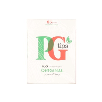 PG Tips tea bags pyramid 160's