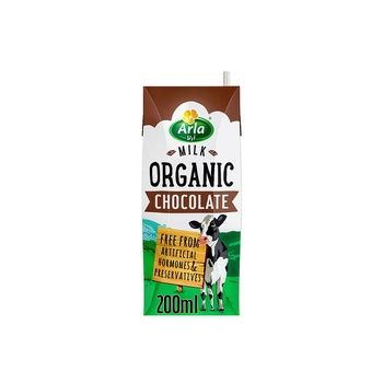Arla Organic Chocolate Milk 200 ml