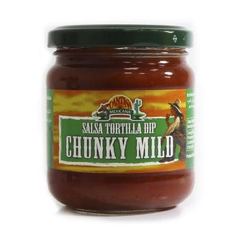 Cantina Salsa Tortilla Dip Chunky Mild 190g