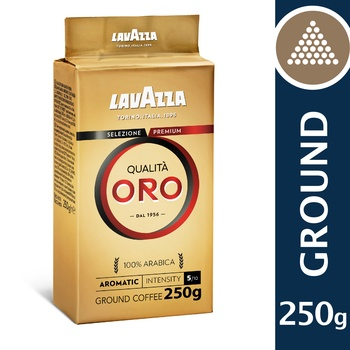 Lavazza Oro Ground Coffee 250g