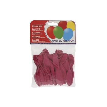 Balloon  Fuchsia -20pcs Pack