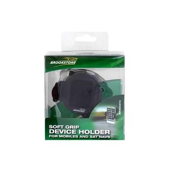 Brookstone Soft Grip Phone Holder