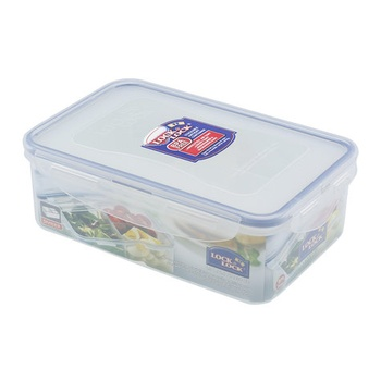 Lock & Lock Container with Divider- 1ltr