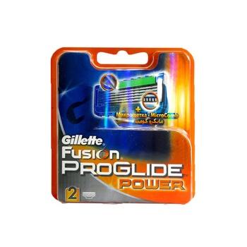 Gillette Fusion Proglide Cartridges 1 X 2pcs
