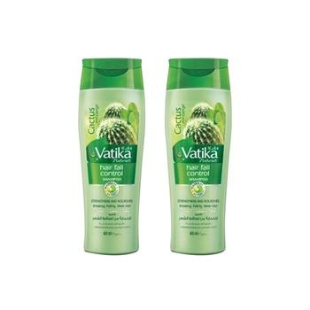 Vatika Shampoo Hairfall Control 400ml Pack of 2