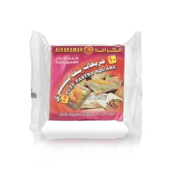 Al Karamah 10 Puff Pastry Square 400g