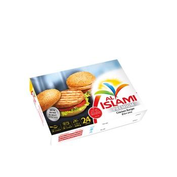 Al Islami Chicken Burger 1.2kg 24s