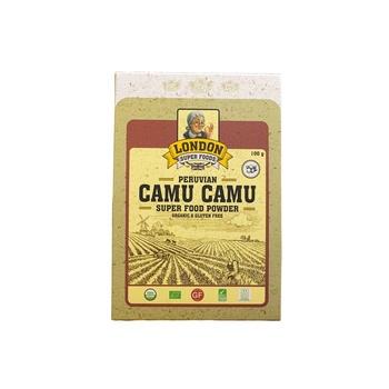 London Super Foods Organic Gluten Free Camu Camu Powder 100g