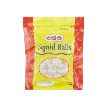 Cdo Squid Balls-Pork  250g