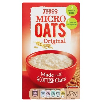 Tesco Micro Oats Original 270g