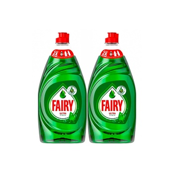 Fairy Ultra Original 2X600ml