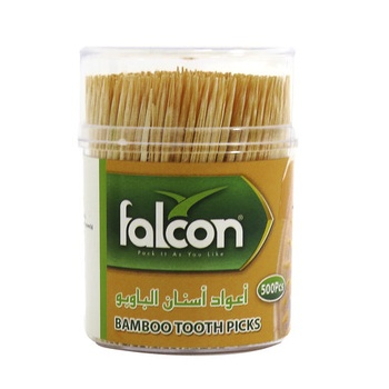 Falcon Toothpicks Bamboo 400pcs