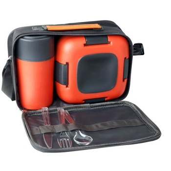 Winsor Insulated 6Pc Lunch Kit # WR1500