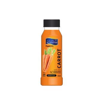 Al Rawabi Fs Carrot 330ml