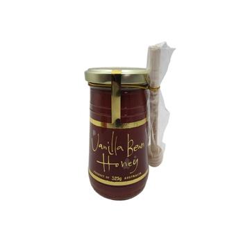 Ogilvie & Co Vanilla Bean Honey 325g